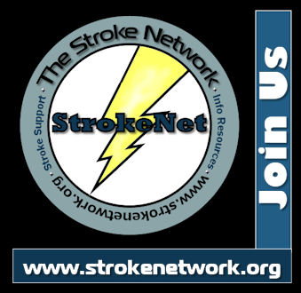 The Stroke Network logo