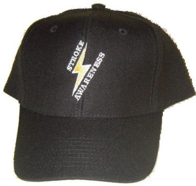 Stroke Awareness Hat